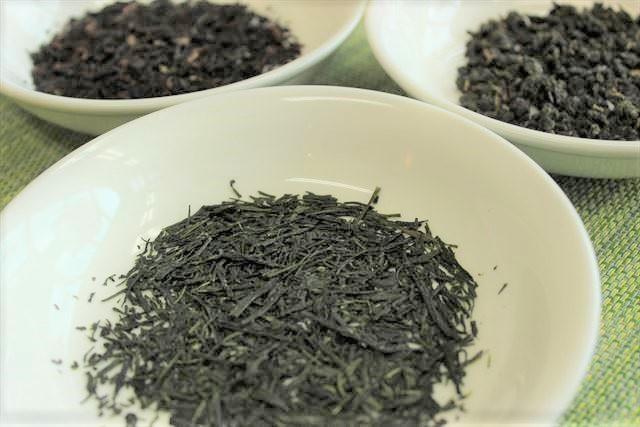 厳選の茶葉
