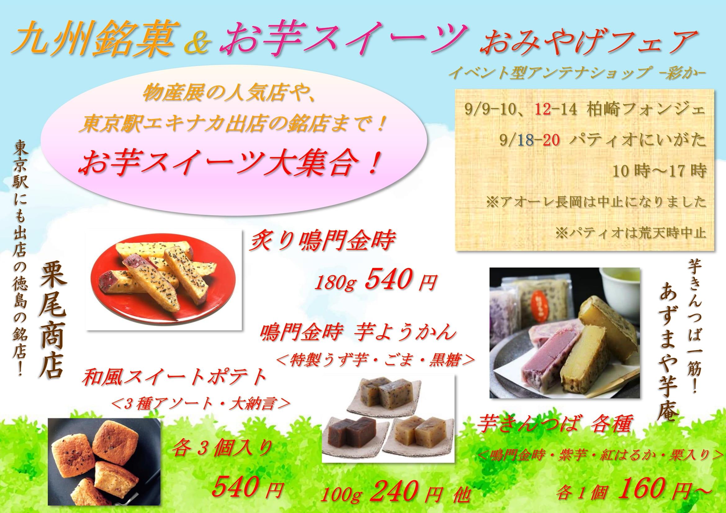 【九州・芋フェア】ビジョン1-1